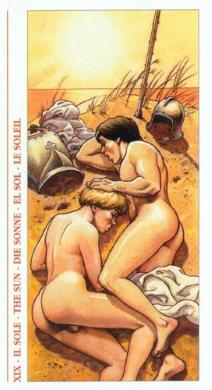 Аркан таро Маг, значение карты, внутренний смысл