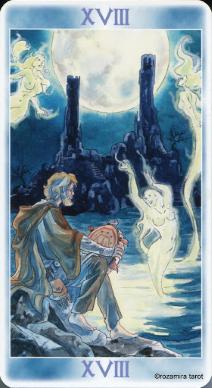 Таро Шаманов (Shaman Tarot) Moon