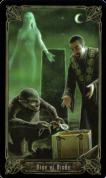 Таро Некрономикон ( Дональд Тайсон) NineOfPentacles